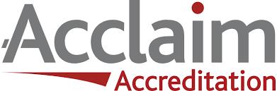 Acclaim Accredation Logo
