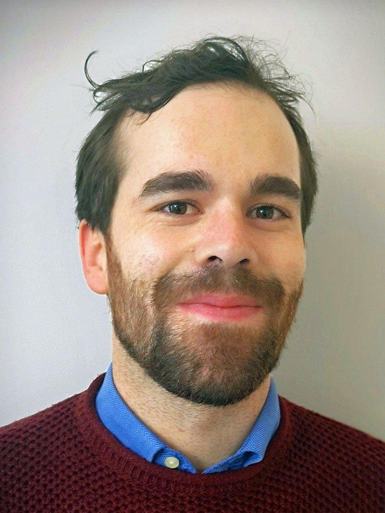 Dan Moore, Acoustics Technician